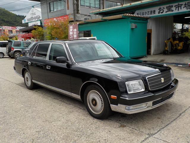 「トヨタ」「センチュリー」「コンパクトカー」「岡山県」の中古車7