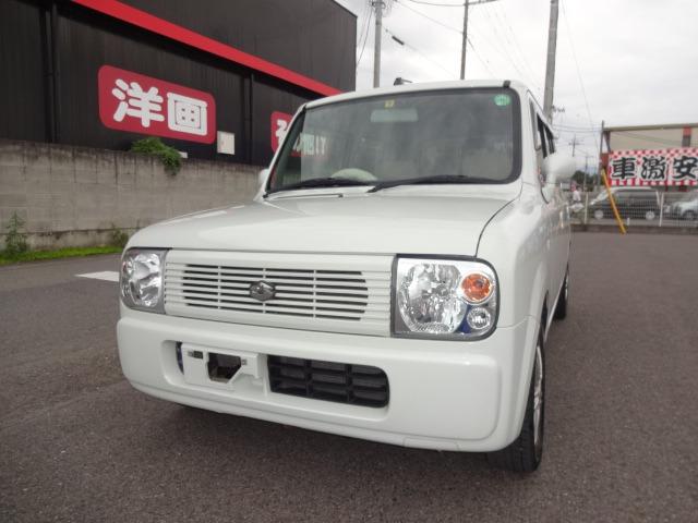 「スズキ」「アルトラパン」「コンパクトカー」「栃木県」の中古車
