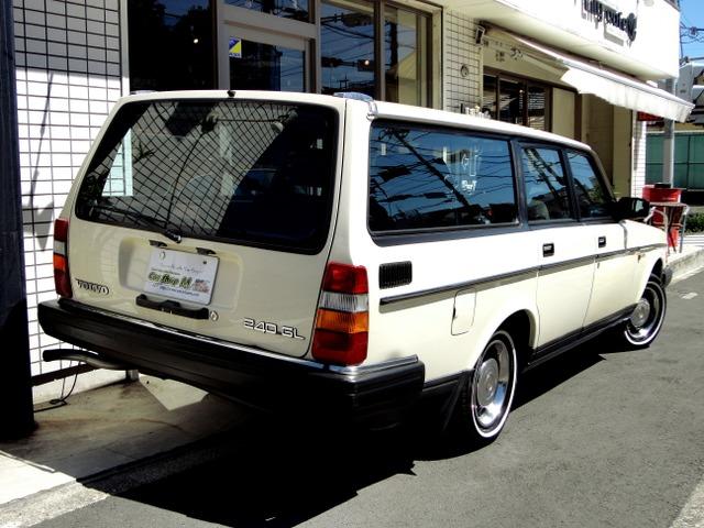 「ボルボ」「240エステート」「ステーションワゴン」「神奈川県」の中古車7