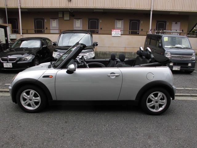 「MINI」「ミニコンバーチブル」「オープンカー」「東京都」の中古車8