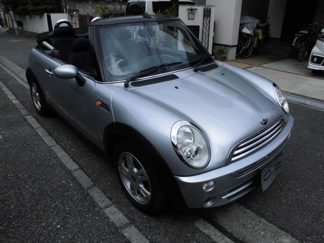 「MINI」「ミニコンバーチブル」「オープンカー」「東京都」の中古車6