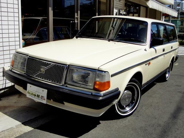 「ボルボ」「240エステート」「ステーションワゴン」「神奈川県」の中古車3