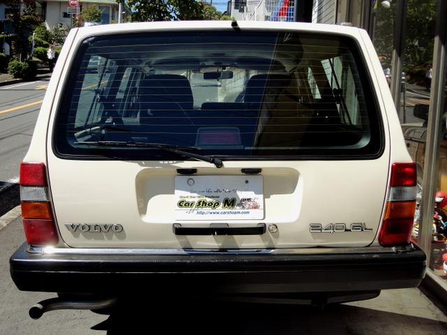 「ボルボ」「240エステート」「ステーションワゴン」「神奈川県」の中古車6