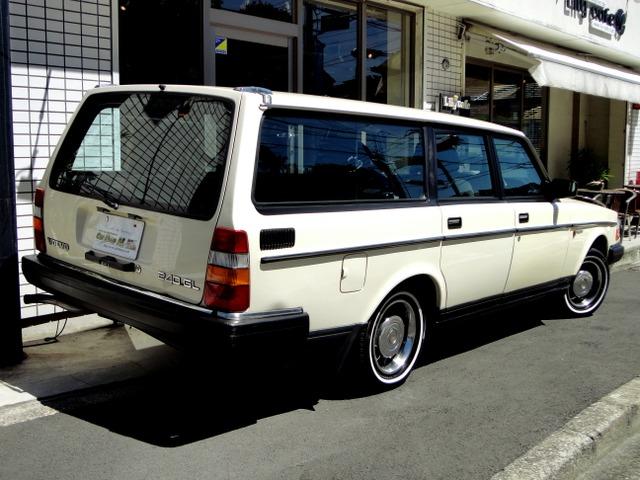 「ボルボ」「240エステート」「ステーションワゴン」「神奈川県」の中古車8