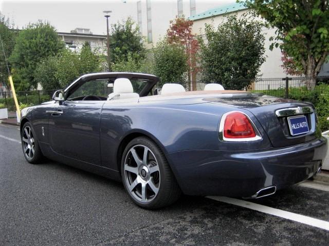 「ロールスロイス」「ドーン」「オープンカー」「東京都」の中古車