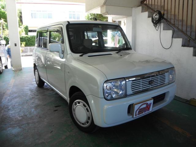 「スズキ」「アルトラパン」「コンパクトカー」「沖縄県」の中古車