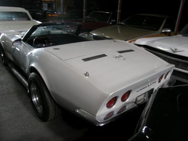 「シボレー」「コルベット」「オープンカー」「北海道」の中古車7