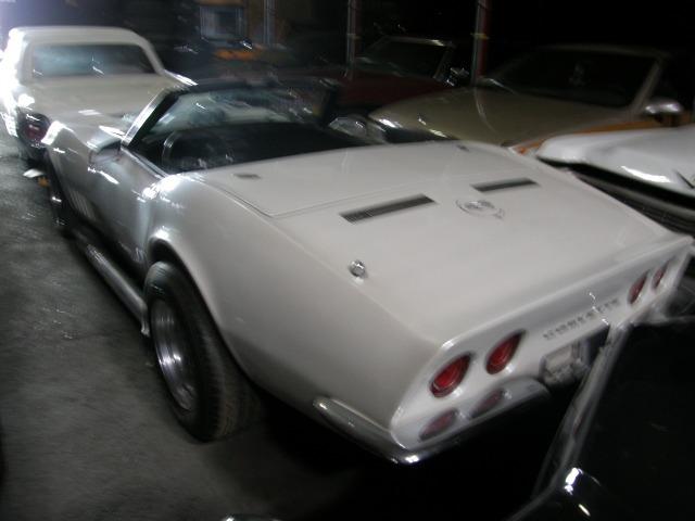 「シボレー」「コルベット」「オープンカー」「北海道」の中古車