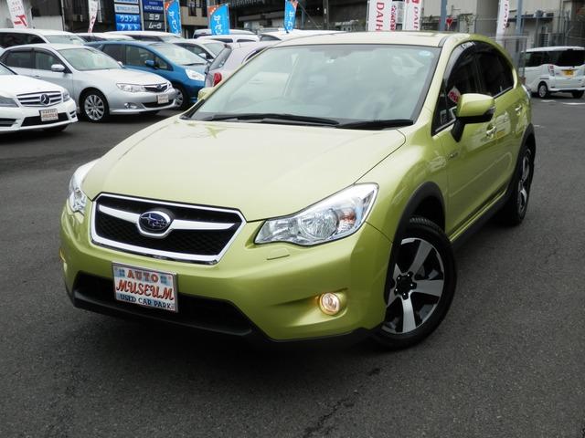 「スバル」「インプレッサXVハイブリッド」「SUV・クロカン」「神奈川県」の中古車