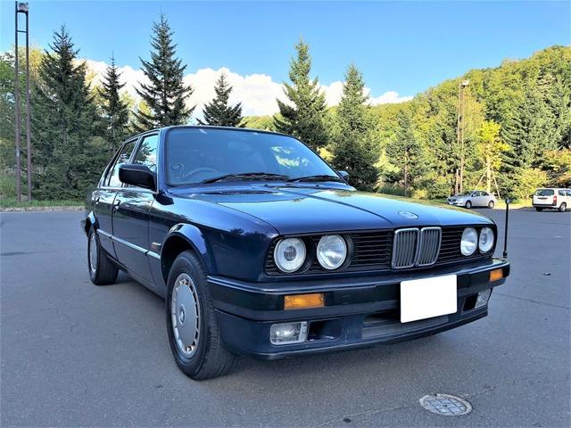 「BMW」「318i」「セダン」「北海道」の中古車