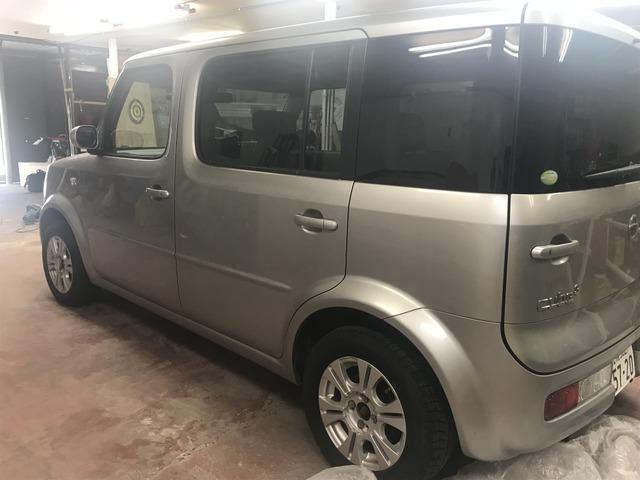 「日産」「キューブキュービック」「コンパクトカー」「北海道」の中古車3