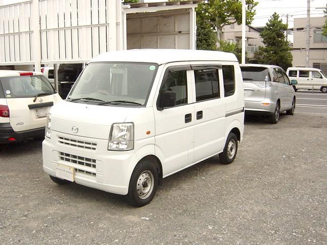 「マツダ」「スクラム」「コンパクトカー」「東京都」の中古車