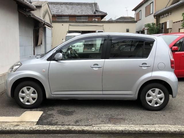 「トヨタ」「パッソ」「コンパクトカー」「大阪府」の中古車8
