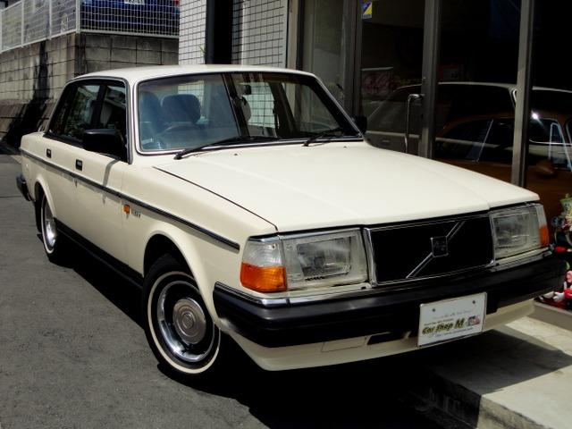 「ボルボ」「240」「セダン」「神奈川県」の中古車