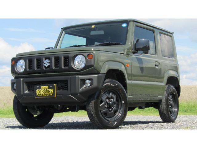 ジムニー(スズキ) XL 4WD 中古車画像