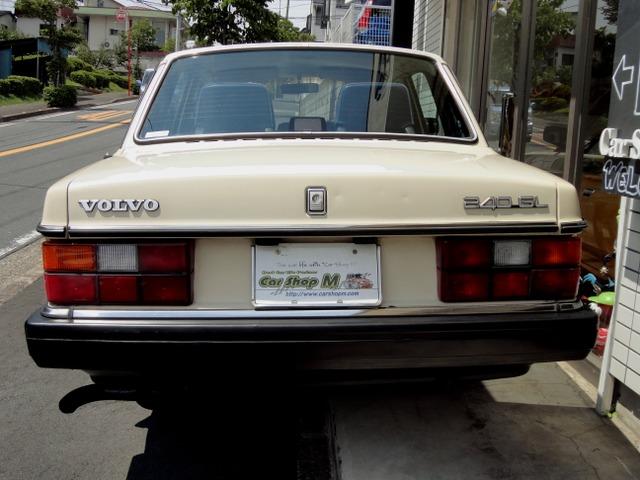 「ボルボ」「240」「セダン」「神奈川県」の中古車6