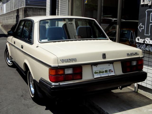 「ボルボ」「240」「セダン」「神奈川県」の中古車5