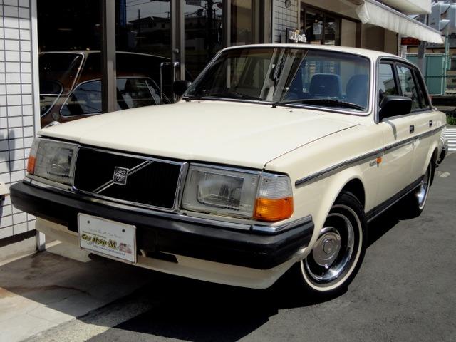 「ボルボ」「240」「セダン」「神奈川県」の中古車3