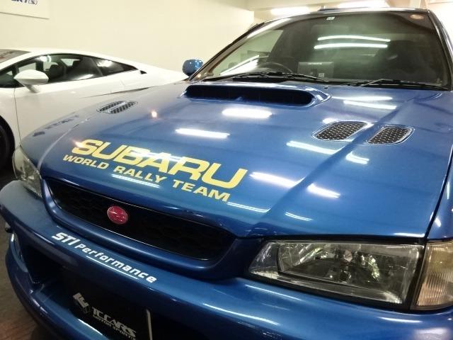 「スバル」「インプレッサWRX」「セダン」「大阪府」の中古車