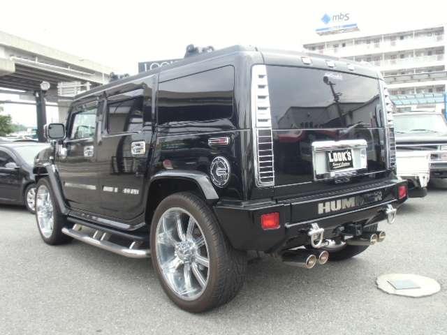「ハマー」「H2」「SUV・クロカン」「福岡県」の中古車5