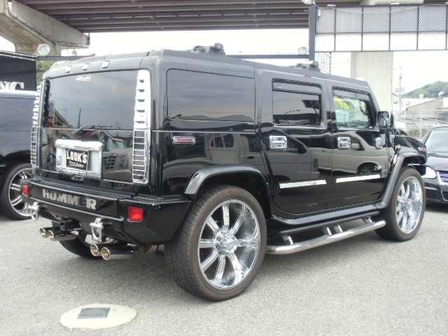 「ハマー」「H2」「SUV・クロカン」「福岡県」の中古車3