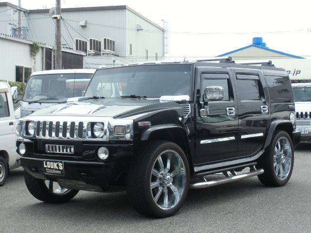 「ハマー」「H2」「SUV・クロカン」「福岡県」の中古車