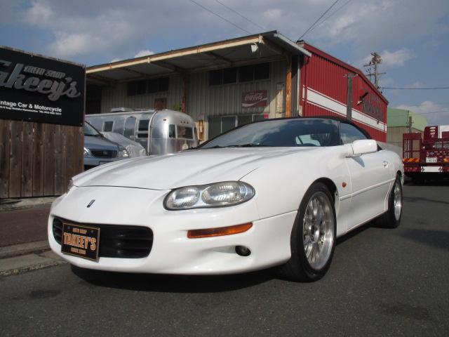 「シボレー」「カマロ」「オープンカー」「静岡県」の中古車