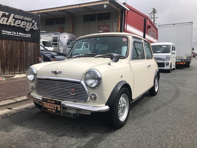 「ローバー」「ミニ」「コンパクトカー」「静岡県」の中古車