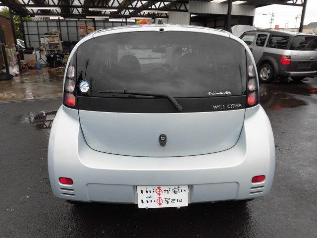 「トヨタ」「WiLL サイファ」「コンパクトカー」「愛知県」の中古車6