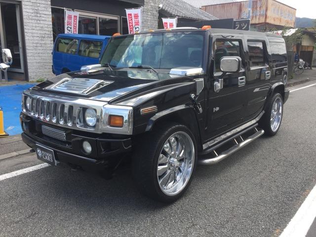 「ハマー」「H2」「SUV・クロカン」「静岡県」の中古車