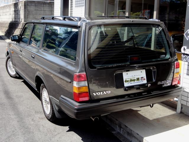 「ボルボ」「240エステート」「ステーションワゴン」「神奈川県」の中古車5
