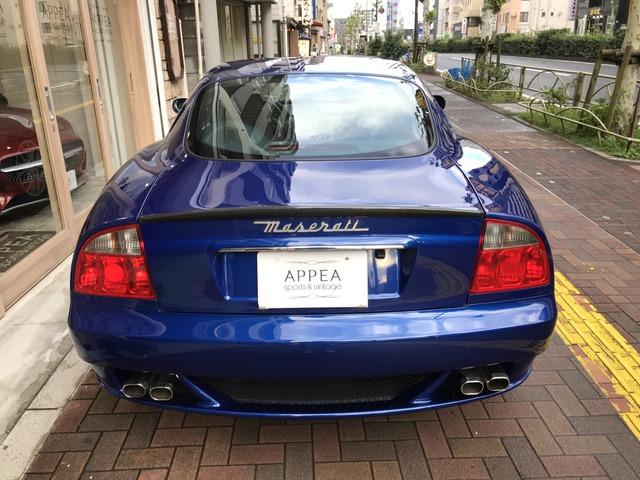 「マセラティ」「グランスポーツ」「クーペ」「東京都」の中古車6