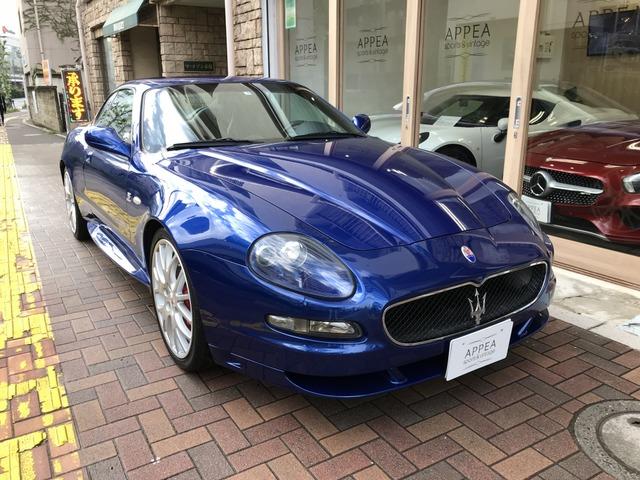 「マセラティ」「グランスポーツ」「クーペ」「東京都」の中古車3