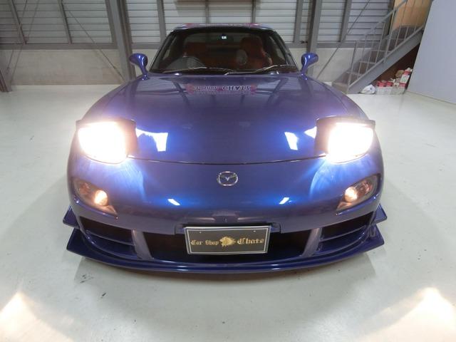 「マツダ」「RX-7」「クーペ」「岡山県」の中古車