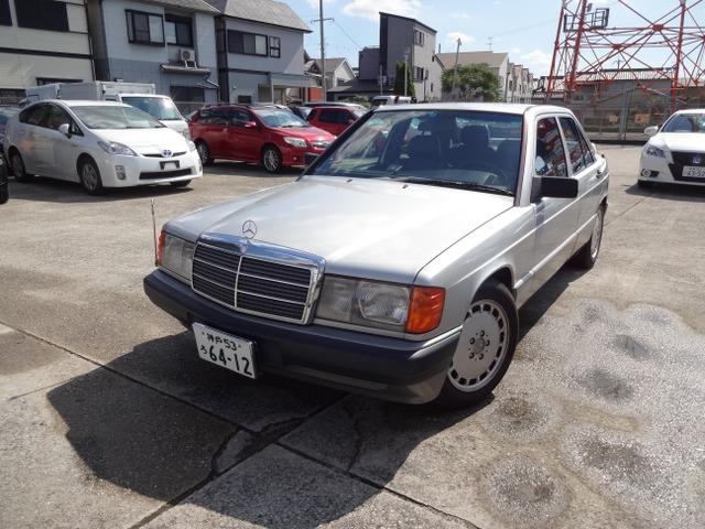 「メルセデスベンツ」「190E」「セダン」「大阪府」の中古車