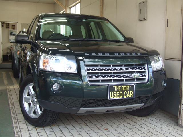 「ランドローバー」「フリーランダー2」「SUV・クロカン」「東京都」の中古車