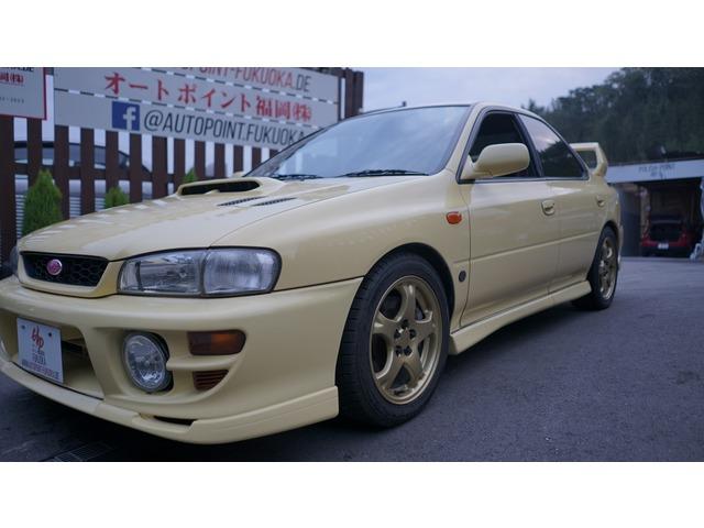 「スバル」「インプレッサWRX」「セダン」「福岡県」の中古車