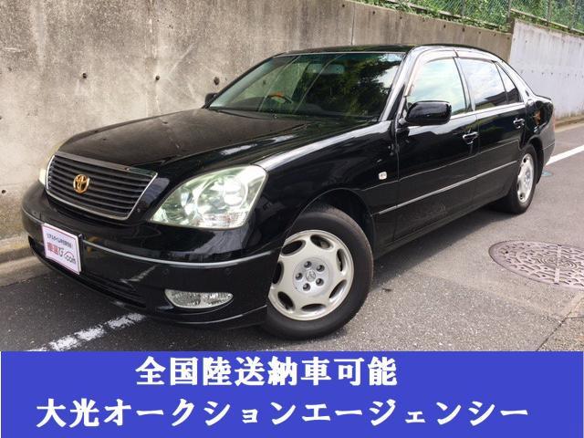 「トヨタ」「セルシオ」「セダン」「東京都」の中古車