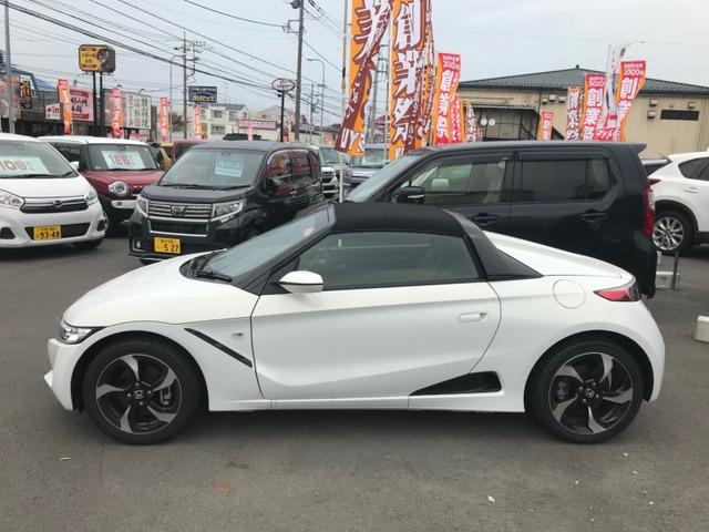 「ホンダ」「S660」「オープンカー」「栃木県」の中古車
