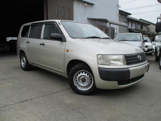 「トヨタ」「プロボックスバン」「ステーションワゴン」「愛知県」の中古車