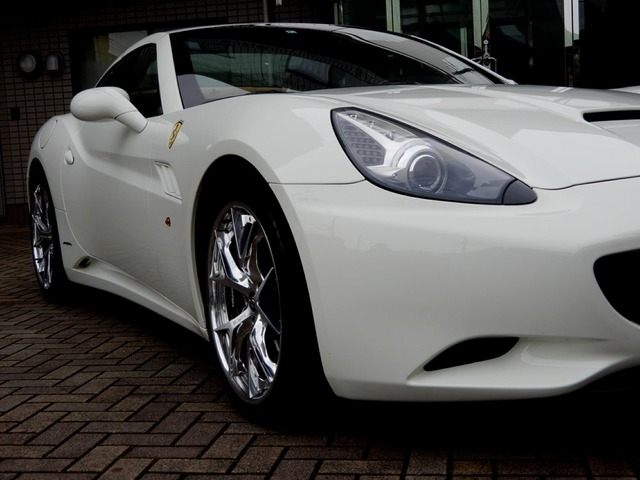 「フェラーリ」「カリフォルニア」「オープンカー」「東京都」の中古車