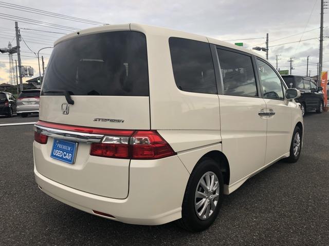 「ホンダ」「ステップワゴン」「ステーションワゴン」「千葉県」の中古車4