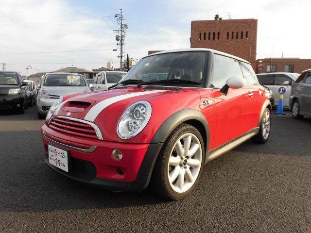 「MINI」「ミニ」「コンパクトカー」「愛知県」の中古車