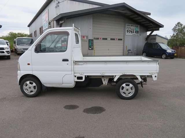 「スズキ」「キャリイ」「トラック」「北海道」の中古車4