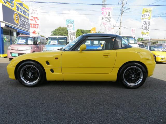 「スズキ」「カプチーノ」「オープンカー」「神奈川県」の中古車