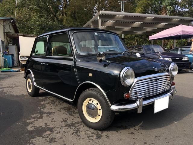 「ローバー」「ミニ」「コンパクトカー」「東京都」の中古車