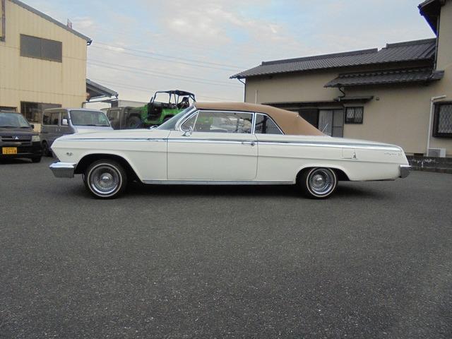 「シボレー」「インパラ」「オープンカー」「福岡県」の中古車