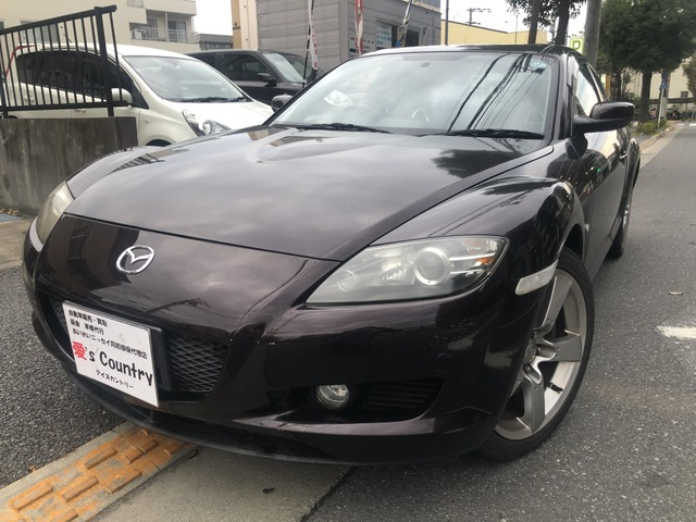 「マツダ」「RX-8」「クーペ」「東京都」の中古車
