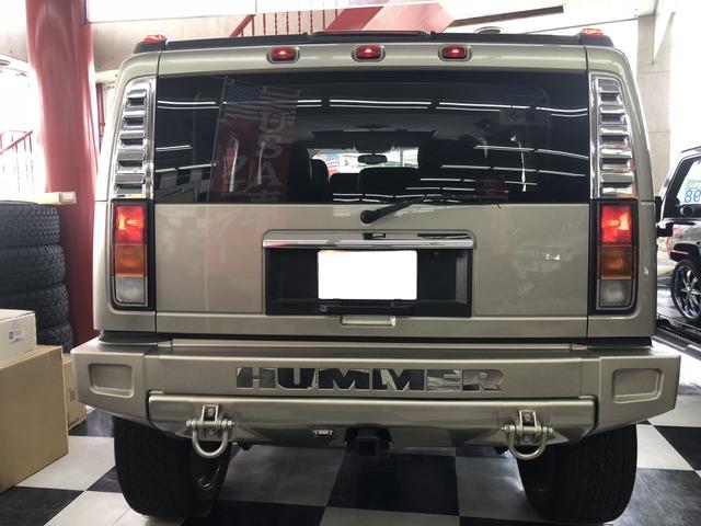 「ハマー」「H2」「SUV・クロカン」「埼玉県」の中古車8