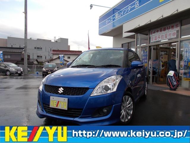 「スズキ」「スイフト」「コンパクトカー」「富山県」の中古車